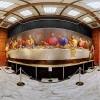 The Last Supper by A. Allori in the Board Room of Credito Bergamasco