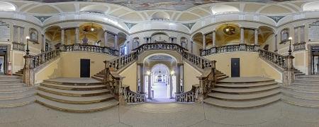 Cremona Museo Ala Ponzone Scalone