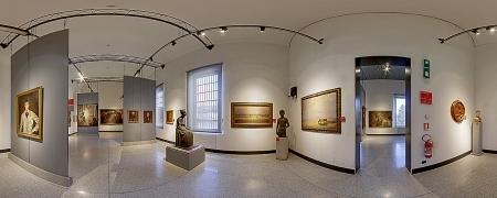 Cremona Museo Ala Ponzone Novecento