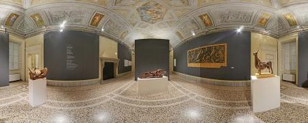 Sculture di Piero Cattaneo alla Fondazione Adriano Bernareggi