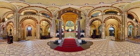 MI s Ambrogio Altare Ciborio