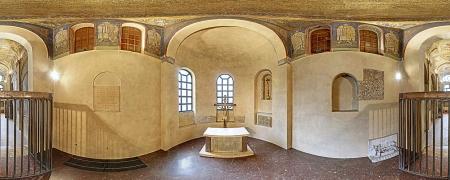 Milano Basilica Ambrogio Sacello