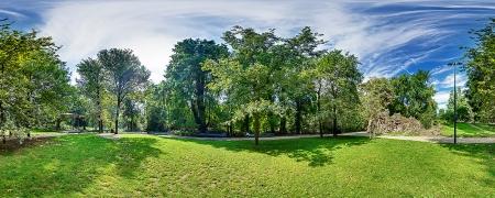 Milano: Giardini di Porta Venezia. Un'area di relax lontano dal traffico