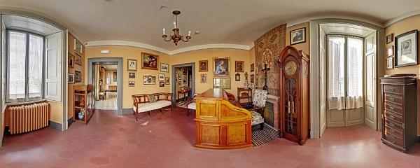 Pope John XXIII's Study Room