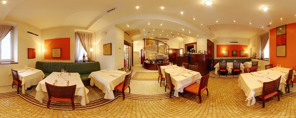 Virtual Tour: Affori Restaurant in Milan