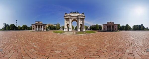 Peace Arch – Milan
