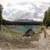 Carezza Lake and Latemar, Dolomites