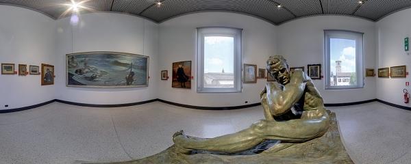 Cremona Rizzi Sculpture