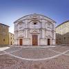 Toscana Pienza Piazza Duomo Pio II