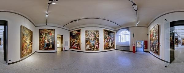 Cremona Museo Ala Ponzone Malosso