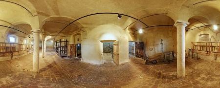 Cremona Museo Cambonino Stalla