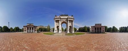 Milano Arco della Pace