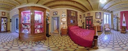 Bergamo Papa Giovanni Ca Maitino Camera