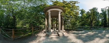 Milano: Villa Belgiojoso-Bonaparte - Tempietto