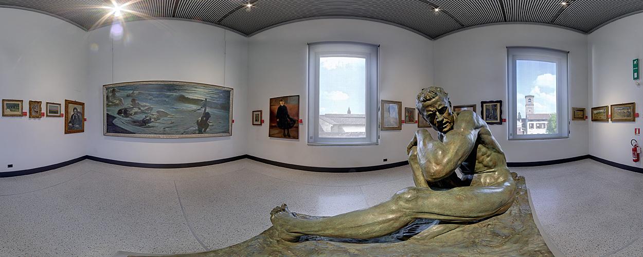 Cremona Museo Ala Ponzone Sala Rizzi